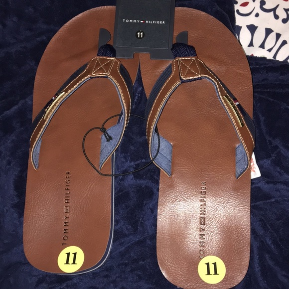 519e50ed8059 Men s Tommy Hilfiger thong sandals
